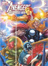 2011 Upper Deck Avengers: Kree-Skrull War Cover Card Set Of 9 Cards! Mint! RARE!