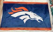 Denver Broncos Quality Soft Microfiber Pillow Case Cover
