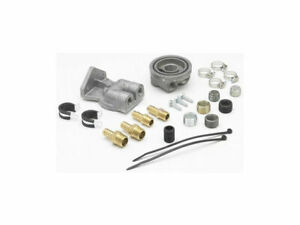 For 1974 Plymouth PB200 Van Oil Filter Remote Mounting Kit 69326VC
