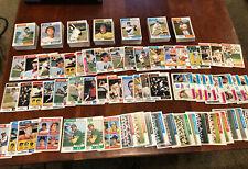 399 Card Lot 1974 Topps Baseball W/ 59 HOFers Stars Teams Variations Ex-MT NM MT