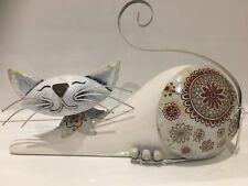 Shudehill Giftware Country Art Lying Cat Ornament Gift Figurine