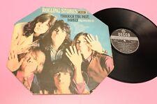 ROLLING STONES LP THROUGH THE PAST FRANCE DECCA UNBOXED EX !!!!!!!!!!
