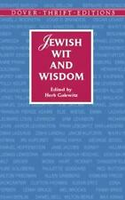 Dover Thrift Editions: Jewish Wit and Wisdom (2001, Paperback) NEW 9780486419305