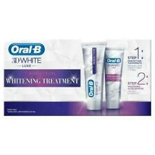 Oral-B White Luxe Perfection Toothpaste and White Luxury Whitening...