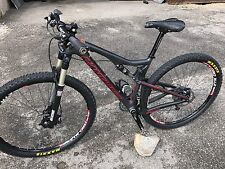 2014 Santa Cruz Tallboy Mountain Bike C 29er Carbon Medium XT
