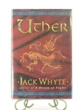 Uther by Jack Whyte First Edition First Printing Canada