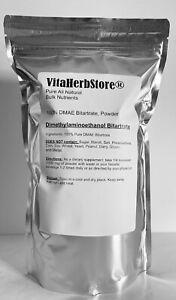1000g (2.2 lb) Pure DMAE Bitartrate Powder, Skin Tightening, Wrinkle Cure