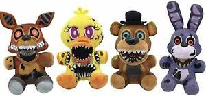 AU New FNAF Five Nights at Freddy's Collector Golden Freddy Doll Plush Toys 18CM