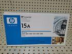 Brand new Genuine OEM HP 15A (C7115A) Black Toner Cartridge