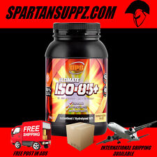 UPS PROTEIN ISO 85+ 1KG WHEY PROTEIN ISOLATE HYDROLYSED WPI POST-WORKOUT