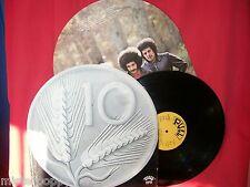 I CUGINI DI CAMPAGNA Metallo LP ITALY 1980 EX Prima stampa Cover Sagomata Inner