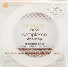 Revlon New Complexion One Step Compact Makeup - 10 Natural Tan