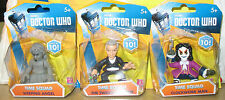 BARGAIN: 3 NEW Time Squad Doctor Who figures:£12.50. Lot 6of6: Dr12, Angel +1!