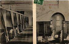 CPA   Grande Trappe -Nouvelle Collection de 30 sujets-Dortoir- Salle ...(356085)