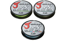Daiwa J-braid X8 Multicolour 1500m 0.10mm