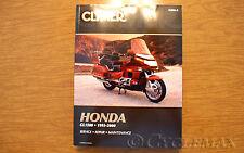 GOLDWING GL1500 1993-2000 Clymer Repair Manual (70-0506) MADE BY CLYMER