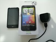 HTC Desire HD Black Smartphone Mint Condition Original Boxed. Unlocked