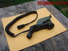 *US Military Army Radio Telephone Phone Mic Handset H-250 w/Bracket