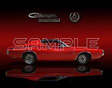 1971 Dodge Charger SE Print