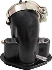 OUTSIDE GY6 4-STROKE INTAKE MANIFOLD 27MM 50CC DOUBLE VACUUM PORT 05-0217-D