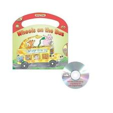 Wheels On The Bus - A Mother Goose Nursery Rhymes (Carry-A-Tune book with audio