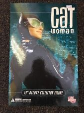 DC DIRECT 1:6 SCALE DELUXE COLLECTOR FIGURE MISB CATWOMAN