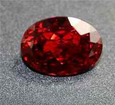 26.58CT PIGEON BLOOD RED RUBY UNHEATED 15X20MM DIAMOND OVAL CUT VVS LOOSE GEMS