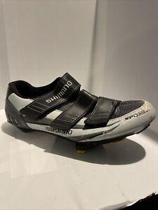 Shimano Women's SH-R098W Road Cycling Shoe Gray/black Size US 7.5