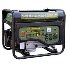 Sportsman 4000 Watt Gasoline Generator Certified Refurbished