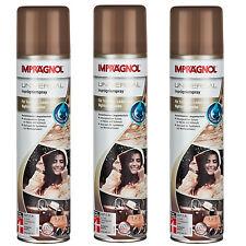 (16,66 €/ L) 3 x 400ml Imprägnol Langzeit- Impregnation Spray Waterproofing