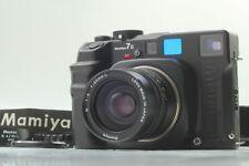 【MINT】 Mamiya 7 II Film Camera + N 65mm F4 L Lens + Strap Hood From Japan 952