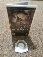 Resistance Retribution - Sony PSP Game - With Box - FAST & FREE P&P!