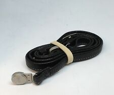 BRONICA LEATHER NECKSTRAP for VERY EARLY D and Z CAMERAS