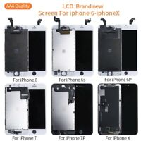 LCD Screen Digitizer Touch Assembly Replacement Parts For iPhone X 7 8 6s 6 Plus