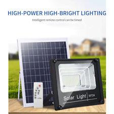 Solar Light Garden Light Super Bright Human Body induction Flood Light Home HYH