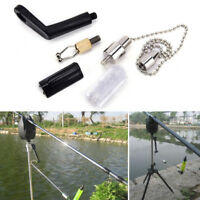 Carp Fishing Bite Alarm Hanger Indicator LED Illuminated Indicatorevs Nu
