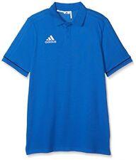 T-shirts et hauts bleus adidas en polyester pour garçon de 2 à 16 ans