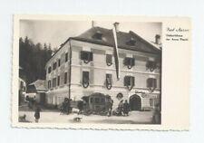 Nr.33303 Foto PK Bad Aussee  Geburtshaus der Anna Plöchl Postkutsche Steiermark