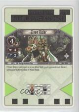 2007 The Eye of Judgement Battle Card Game Base #064 Elven Rider Gaming 2ic