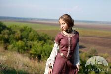"""20% DISCOUNT! Linen Dress """"Archeress"""" for LARP"""