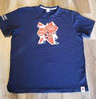 Adidas London 2012 Olympic Games T-Shirt Men's L