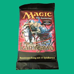 Magic the Gathering Retter von kamigawa,  Booster deutsch zum auswählen #