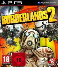 Ps3 Sony PlayStation 3 Game Borderlands 2 En Ger Boxed