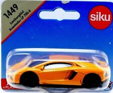 x) 1/55 SIKU 1449 LAMBORGHINI AVENTADOR L-700-4 MET ORANGE NEW BLISTER
