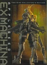 Appleseed EX Machina DVD 2 Disc Collectors Edition Widescreen