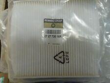 GENUINE RENAULT CAPTUR POLLEN FILTER - 272773016R - NEW
