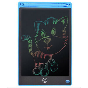 """LCD Screen Electronic Board Writing Drawing Tablet Colorful 8.5'' 10"""" 12'' inch"""