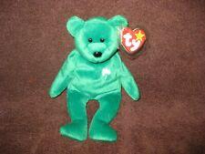 TY Beanie Baby (Erin) the Bear 1997 Retired Errors