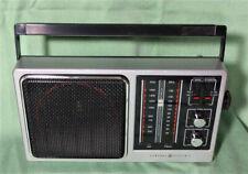 Vintage General Electric AM/FM Portable Radio - Model 7-2857A