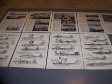 VINTAGE..FLEET AIR ARM OPERATIONS 1939-41...HISTORY/PROFILES..RARE! (428P)